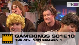 Gamekings Seizoen 1 Afl. 10